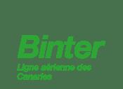 Logos Binter Logo verde sin fondo FR