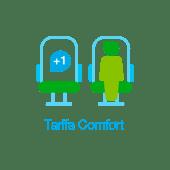 Tarifa-Comfort